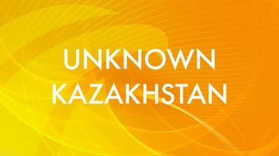 Unknown Kazakhstan