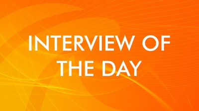 Interview of the day