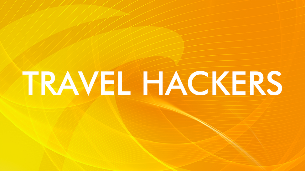 Travel hackers