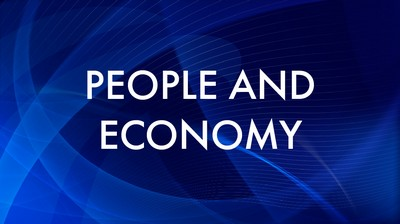People and economy