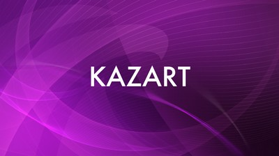 Kazakh graphics