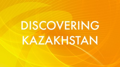 New life of Kazakh crafts