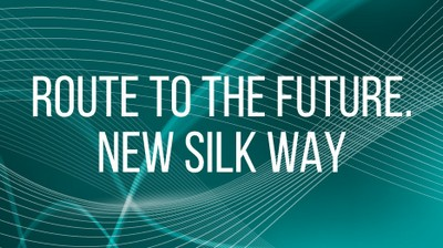 Route to the future. New silk way