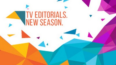 TV Editorials. New season