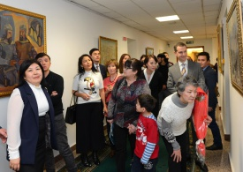 NEW EXHIBITION OPENS IN ASTANA