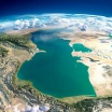 The Caspian Sea is becoming a center of attraction