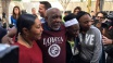 'Don't stop fighting': Wrongfully convicted man free after 32 years