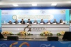 Young scientists representing 8 countries gathered in Astana for a forum