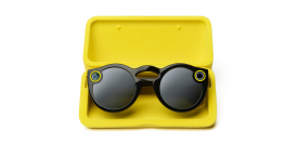 Snapchat surprised the world by unveiling Spectacles