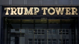 US Secret Service laptop with Trump Tower plans stolen in New York