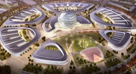 South Kazakhstan region to present five projects at EXPO 2017