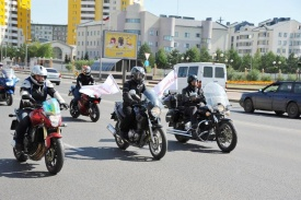 MOTOR TOUR TO KAZAKHSTAN'S HOLY PLACES