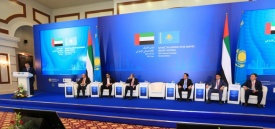 KAZAKHSTAN, UAE TO CREATE JOINT BUSINESS COUNCIL