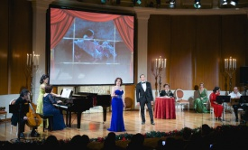 Astana Opera holds evening of classical music