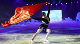 Kazakh figure skaters prepare for Universiade 2017