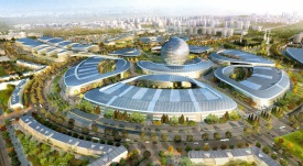 "Azerbaijan with its motto ""Energy transferred from the past to the future"" is planning to participate in the Expo 2017"