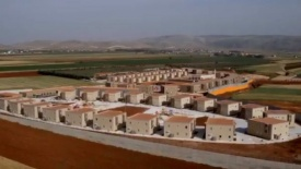 Syria conflict: Turkey opens 'city' for orphans of the war