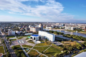 Atyrau city area to triple by 2030