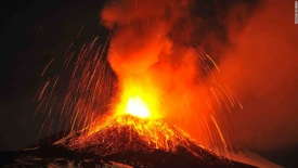BBC crew makes dramatic escape as Mount Etna volcano erupts