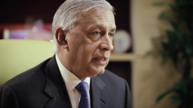 Shaukat Aziz: Government and Bussiness should not mix