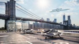 Successful test flight brings Lilium electric air taxis closer to reality