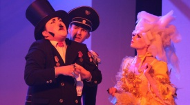 Play about Mankurt staged in Astana