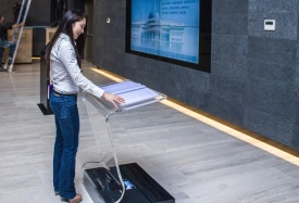 Multimedia Hall is Opened in National Museum of Kazakhstan