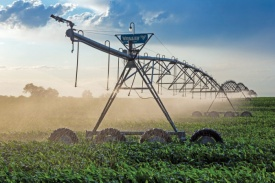 US Company invested in construction of irrigation plant in Kazakhstan