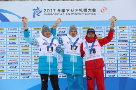 2017 Asian Winter Games: Kazakh biathletes claim two medals for Team Kazakhstan
