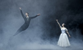 Updated 'Giselle' Performance on Astana Opera Stage