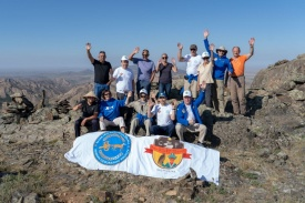 Across the Great Steppe Expedition Ended in Kazakhstan