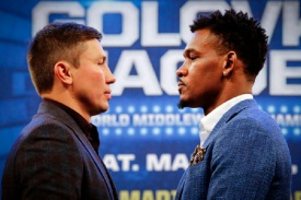 Promo video of Golovkin vs. Jacobs hits the web