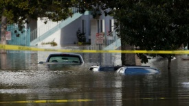 San Jose flooding: Dozens rescued by boat
