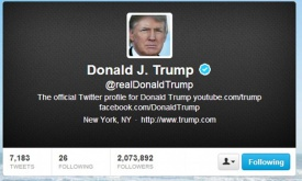 Americans to Trump: Delete your account
