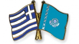 Kazakhstan, Greece expand cooperation