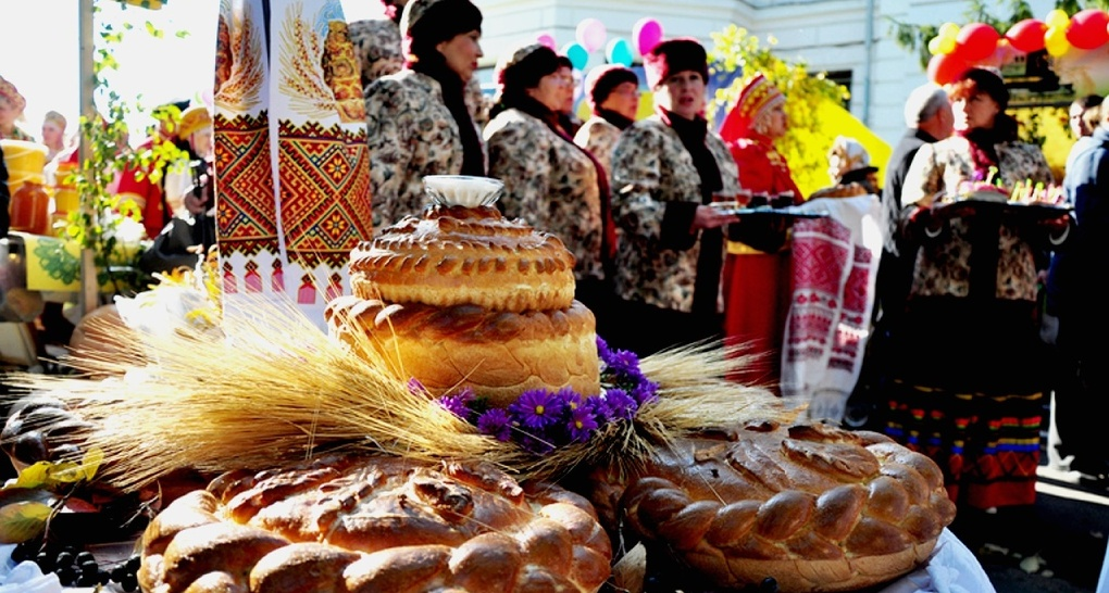 An exhibition fair titled 'the Eurasian Wealth' was held in the Russian city of Omsk