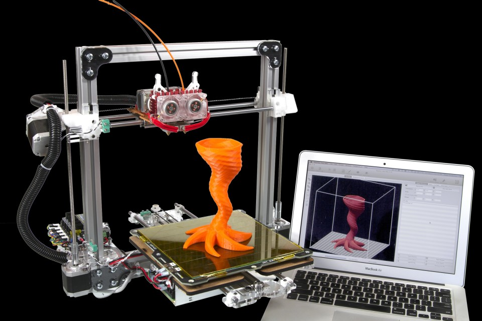 3D printers manufacturing will be launched in the northern Kazakhstan