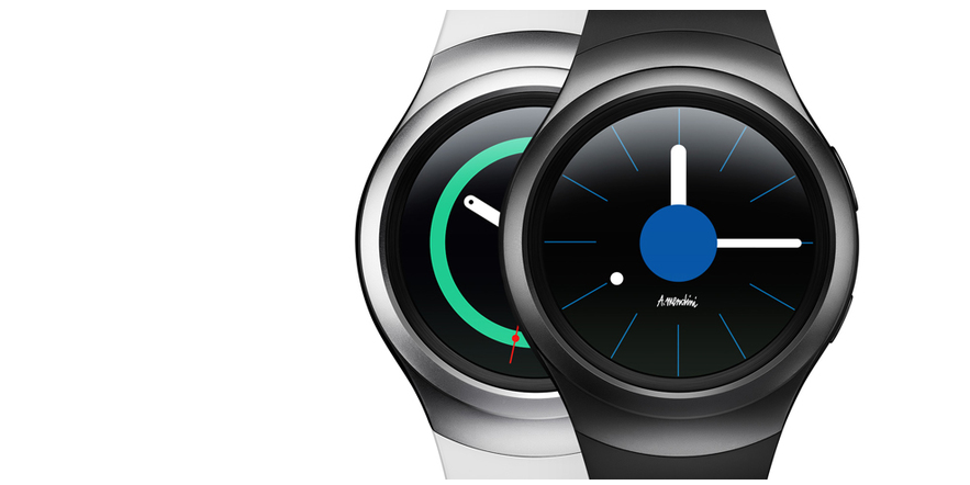 Samsung unveils circular smartwatch, but are apps available