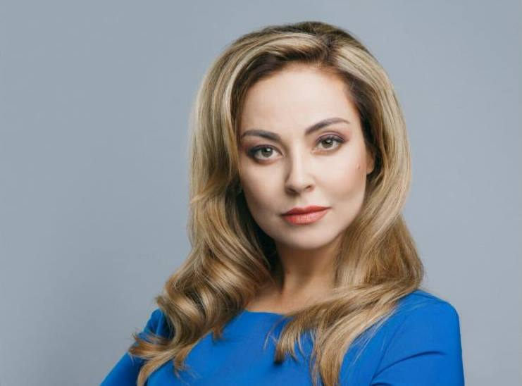 Kazakh TV has appointed Maya Bekbayeva as the new director of the channel
