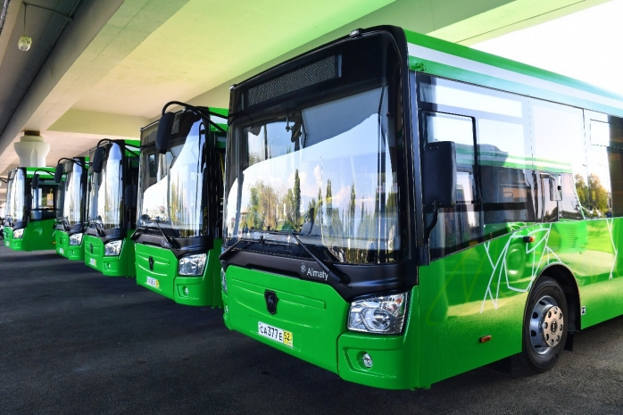 New Daily Bus Service Launched Between Astana and Tashkent