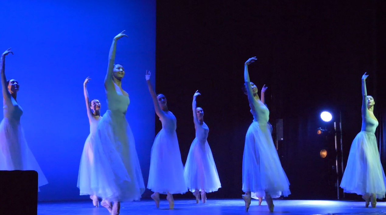Artists of Astana Ballet demonstrated their best performances in Milan