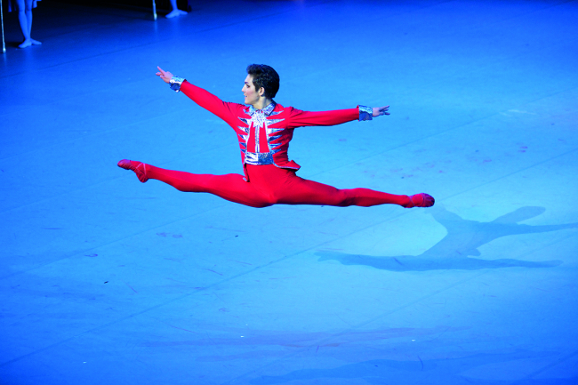 KAZAKH BALLET ARTISTS WIN INTERNATIONAL AWARDS