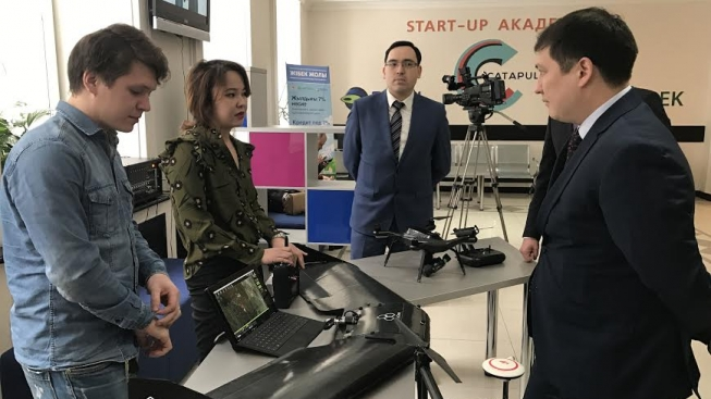 Fourth startup school opens in Kazakhstan