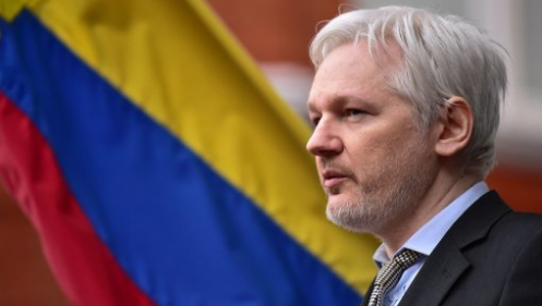 Assange to be questioned over alleged rape case later on Monday
