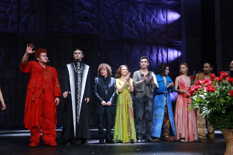 Notre Dame De Paris Musical Has Been Staged In Kazakh Kazakhstan News Latest News On Kazakh Tv Kazakh Tv