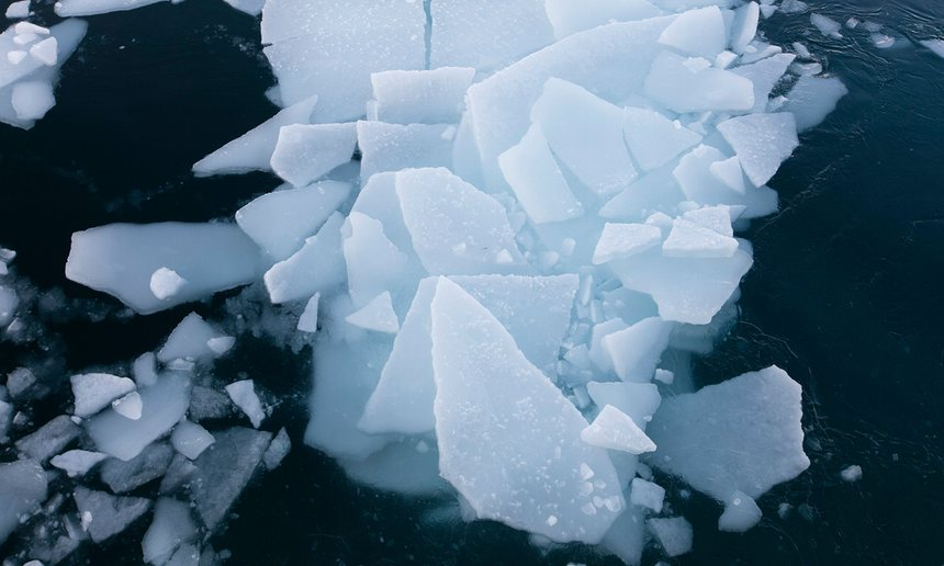 Arctic ice melt 'already affecting weather patterns where you live right now'