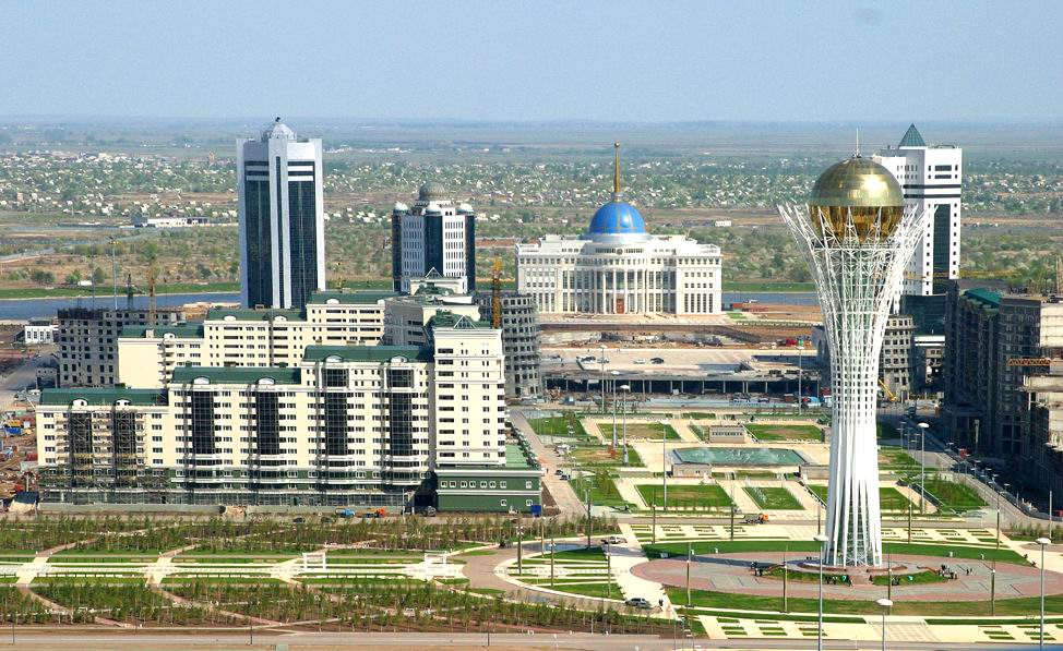 Astana Sees Investment Growth in 2018