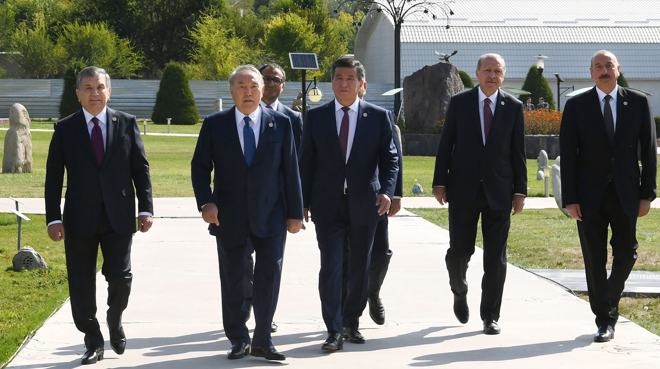 VI Summit of cooperation council of Turkic states