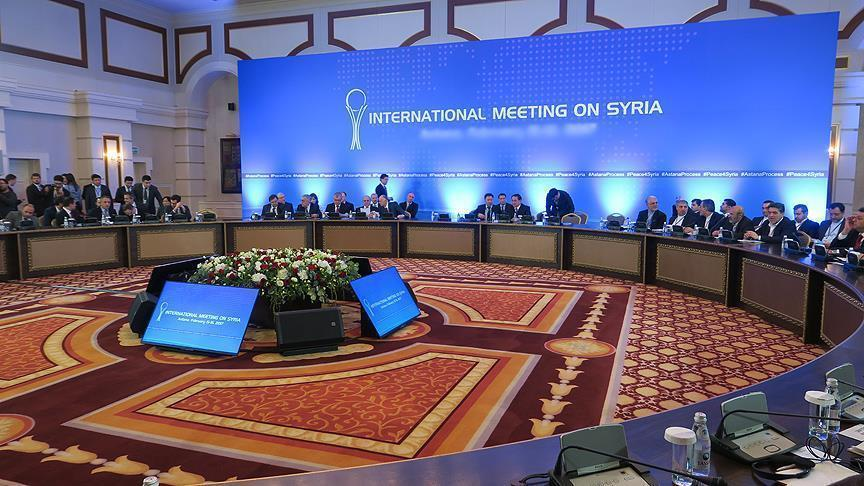 Another round of Syria peace talks will be held on the 14-15th of September in Astana