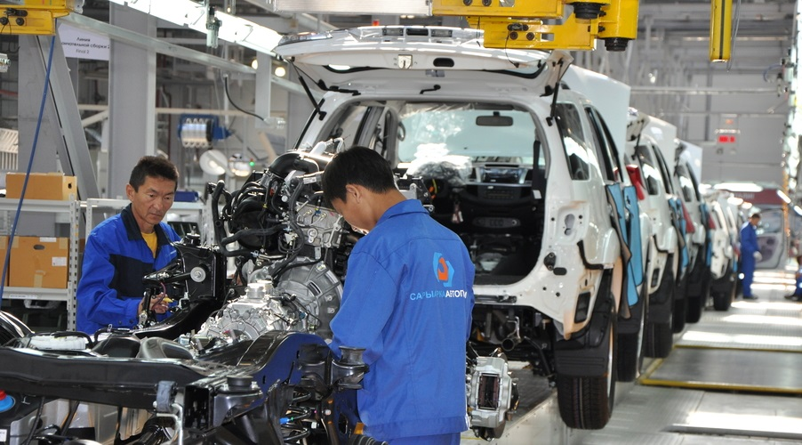 Kazakhstan's automotive industry gains momentum